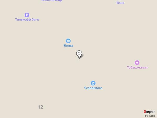 Stefi на карте Красногорска