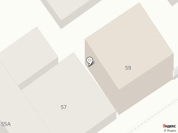 Тату-салон на карте Анапы