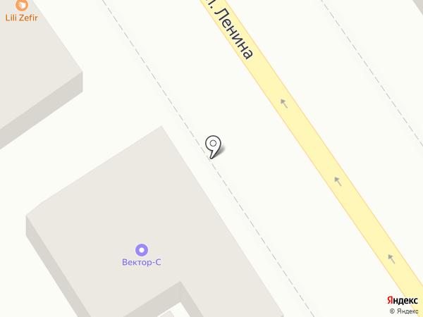 Нарт на карте Анапы