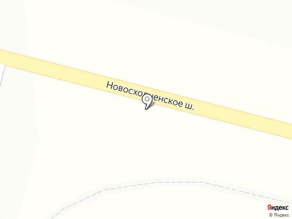 Первый пивной на карте Химок