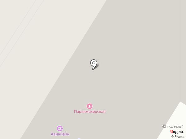 Service-V на карте Москвы