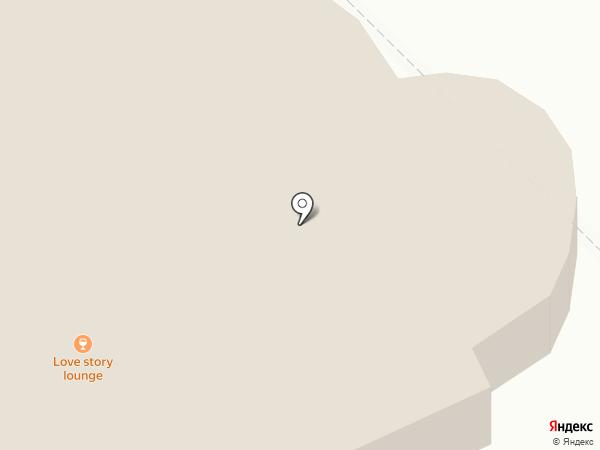 Прохлада на Набережной на карте Анапы