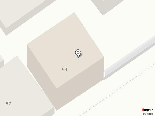 Банкомат, Банк Возрождение, ПАО на карте Анапы