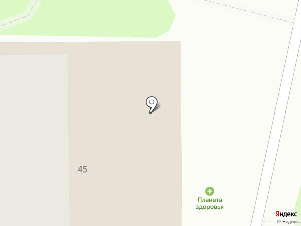 Бинбанк, ПАО на карте Красногорска