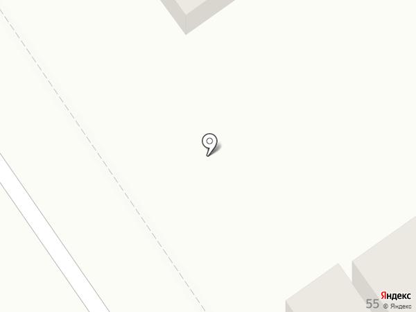 Иван да Марья на карте Анапы