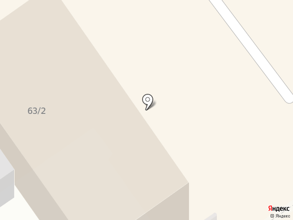 На Терской на карте Анапы