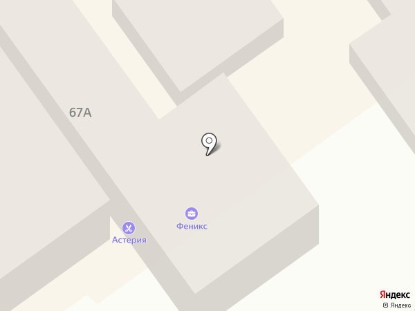 Феникс на карте Анапы