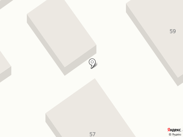Лайза на карте Анапы