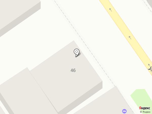 Летняя кофейня на Ленина на карте Анапы