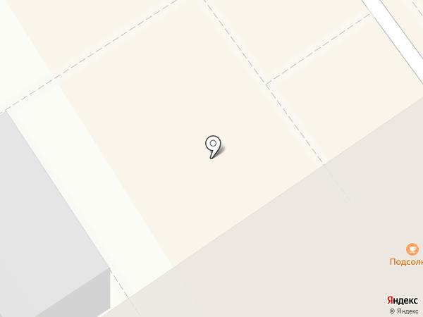 Лаванда на карте Анапы