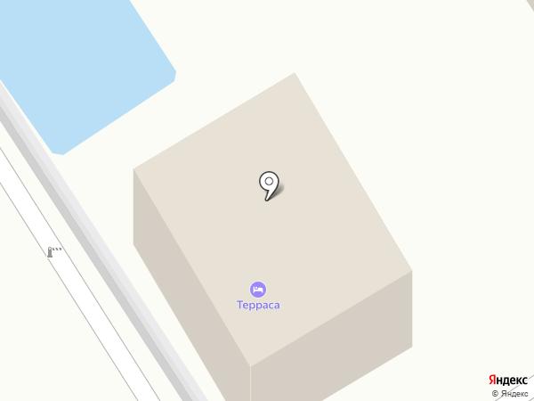 Анастасия на карте Анапы