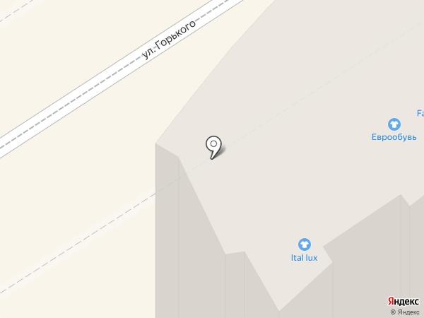Lerros на карте Анапы