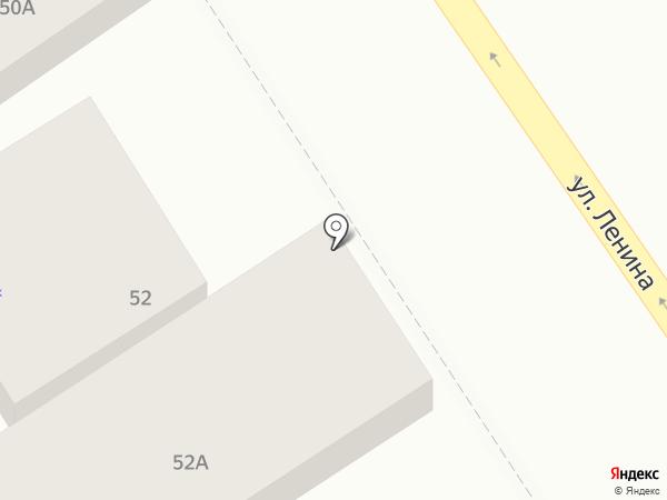 Тек-стиль на карте Анапы