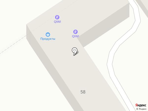 Минимаркет на карте Анапы