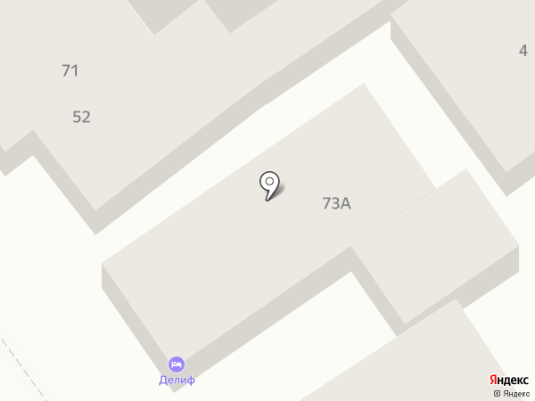 Delif на карте Анапы