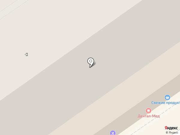 Baunty на карте Анапы