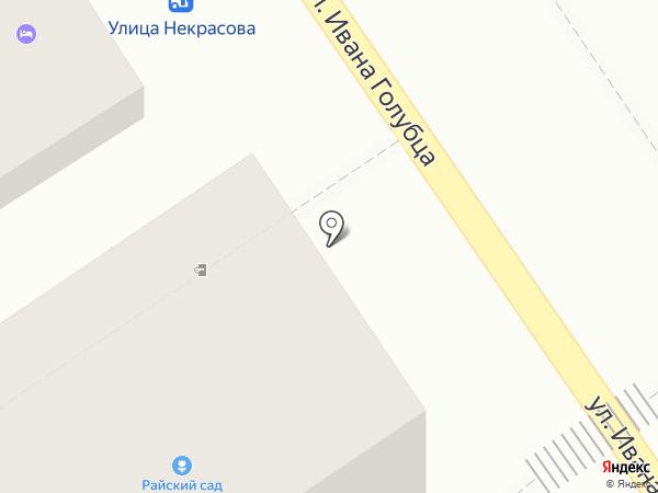 Fit Zone на карте Анапы