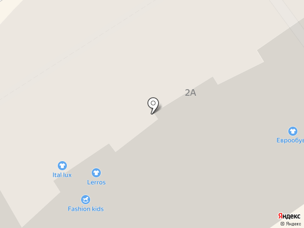 Оле Лукойе на карте Анапы