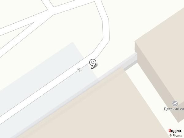 Крутой берег на карте Анапы