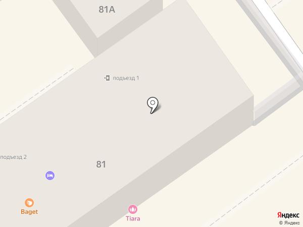 Tiara на карте Анапы