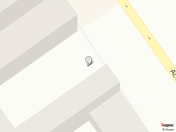 Мишутка на карте Анапы