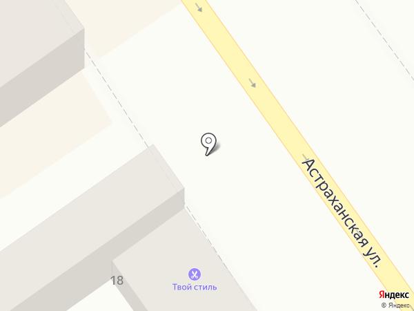 Твой стиль на карте Анапы