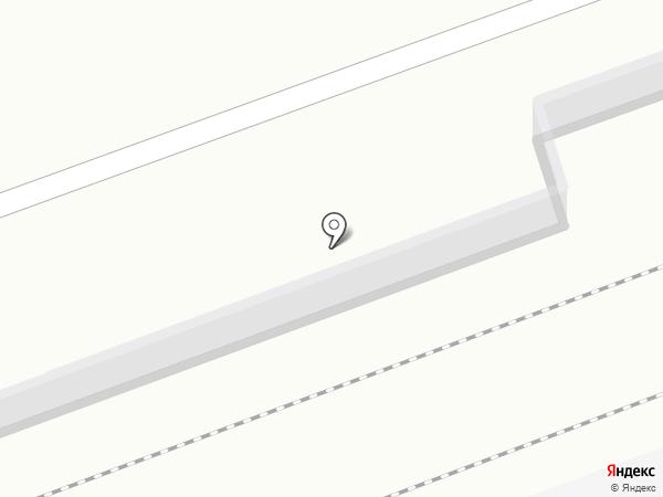 Баковка на карте Одинцово