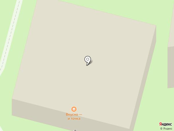 Арбат на карте Анапы