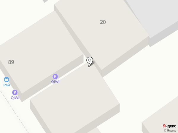 Шашлычная на карте Анапы