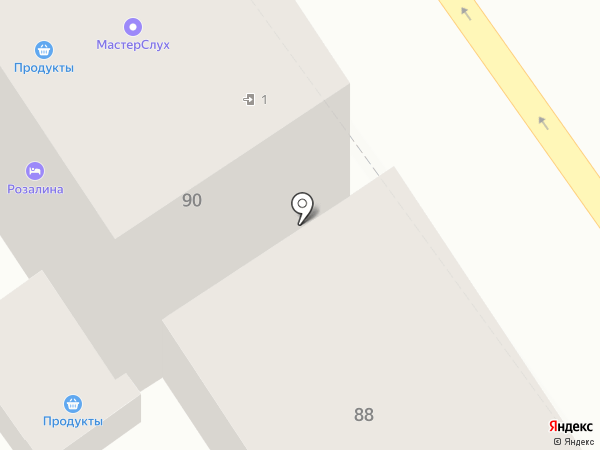LaVanda на карте Анапы