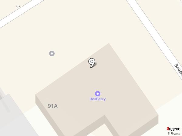 Надежный доктор на карте Анапы