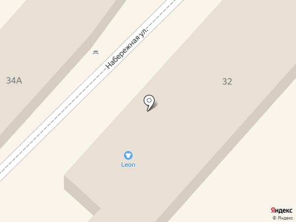 Стрекоза на карте Анапы