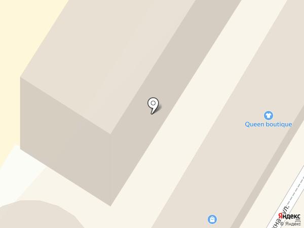 MORE BLACK TATTOO на карте Анапы