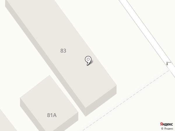 Парижский стиль на карте Анапы