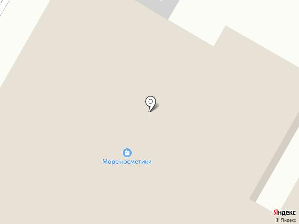 SUBWAY на карте Анапы