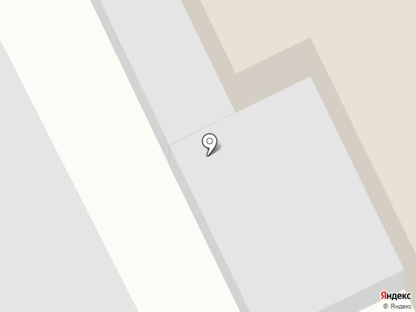 Славянка на карте Анапы