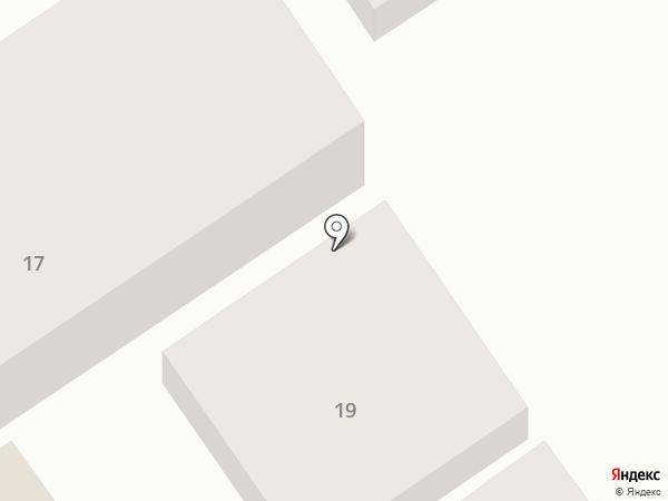 Арди на карте Анапы