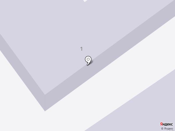 Средняя общеобразовательная школа №2 на карте Анапы