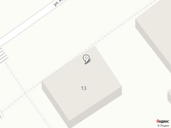 Анапа-сезон на карте Анапы