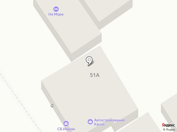 Престиж-дизайн Плюс на карте Анапы