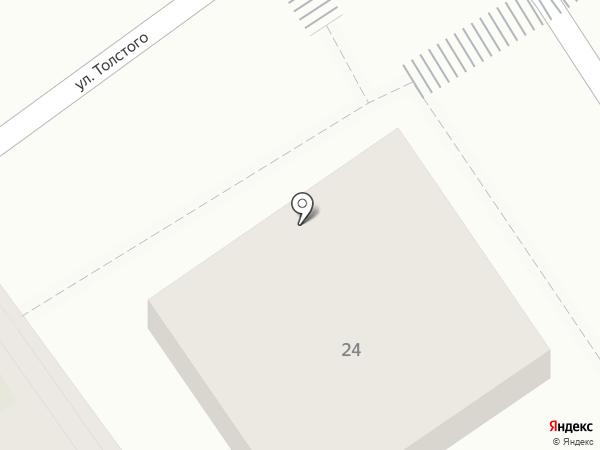 Эльф на карте Анапы