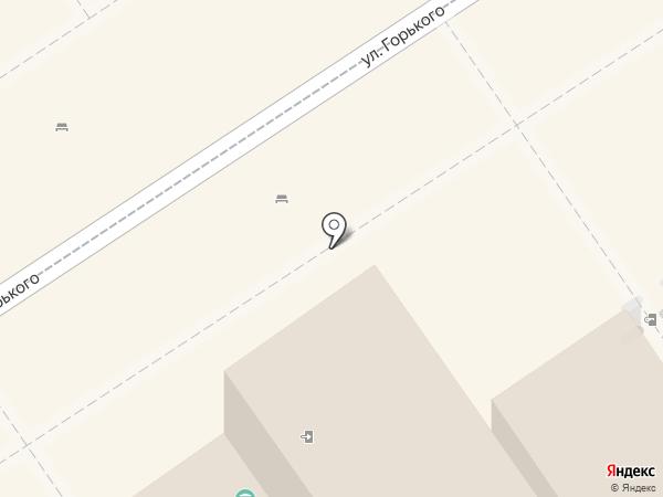 Беги по небу на карте Анапы