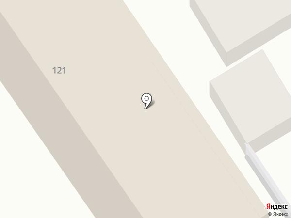 Оздоровительно-реабилитационный центр на карте Анапы