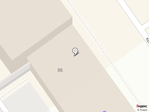 Администрация города-курорта Анапы на карте Анапы