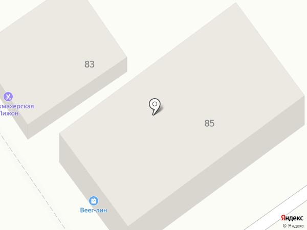 Beerлин на карте Анапы