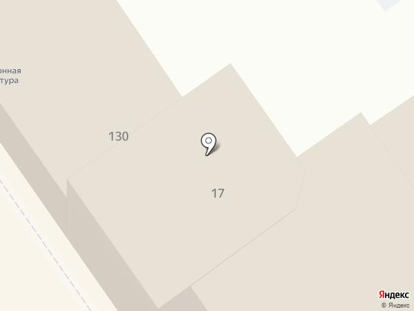 Анапская торгово-промышленная палата на карте Анапы