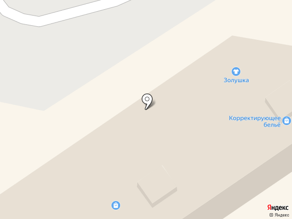 Имидж на карте Анапы