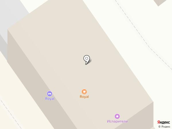 Почтовое отделение №4 на карте Анапы