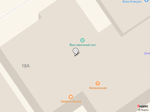 Экспресс-оптика на Горького на карте Анапы
