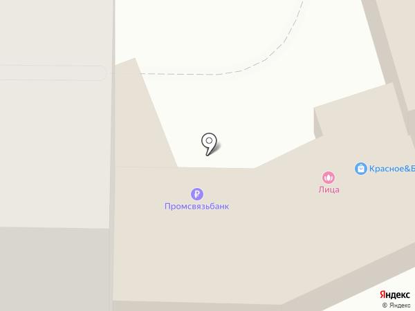 ЮНИСТРИМ на карте Красногорска